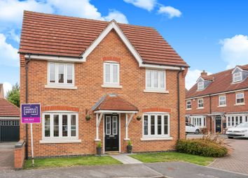 Thumbnail 3 bed detached house for sale in Harewood Crest, Brough