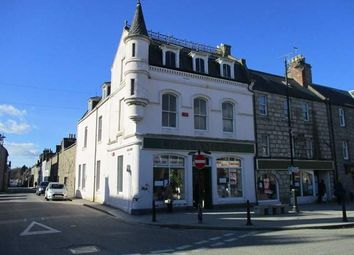 Thumbnail Retail premises for sale in The Square, Huntly