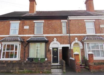 Thumbnail Terraced house for sale in Vernon Road, Stourport-On-Severn