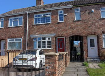 Thumbnail 2 bed terraced house for sale in Bournemouth Avenue, Middlesbrough