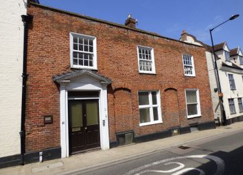 Thumbnail 4 bed semi-detached house for sale in Northgate, Beccles