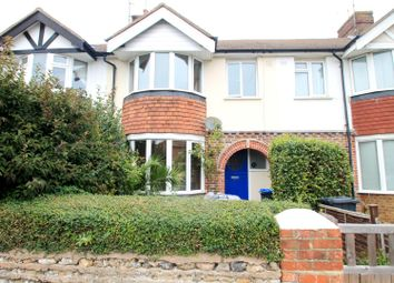 Thumbnail 3 bedroom terraced house to rent in Cottenham Road, Broadwater, Worthing