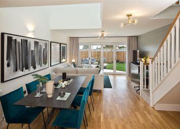 Thumbnail 3 bed terraced house for sale in Laurel Walk, Holmhill Drive, Felixstowe, Suffolk
