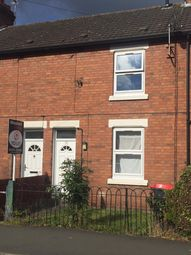 Thumbnail 3 bed terraced house to rent in Regent Street, Wellington, Telford