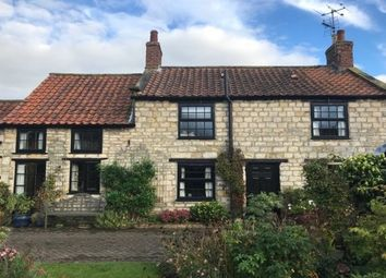 Thumbnail 3 bedroom cottage to rent in The Green, Slingsby, York