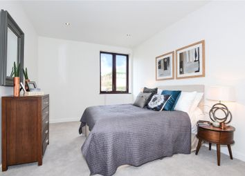 Thumbnail 1 bed flat for sale in Montrose House, Hanworth Lane, Chertsey, Surrey