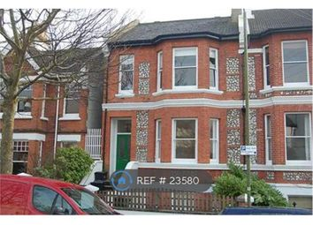 Thumbnail 1 bed flat to rent in Rugby Road, Brighton