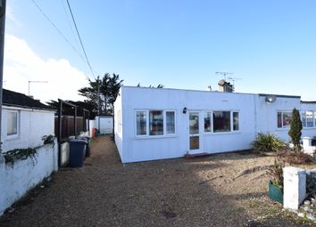 Thumbnail 2 bed semi-detached bungalow for sale in Seaville Drive, Pevensey Bay