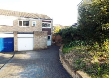 Thumbnail 4 bed semi-detached house for sale in Grand View Avenue, Biggin Hill, Westerham, Kent