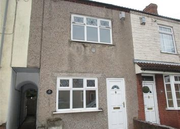 Thumbnail 2 bed terraced house to rent in White Gates, Codnor, Ripley