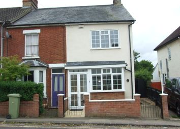 Thumbnail 3 bed terraced house to rent in Theydon Avenue, Woburn Sands