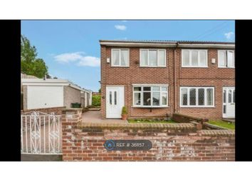 Thumbnail 3 bed semi-detached house to rent in Dickinson Road, Barnsley