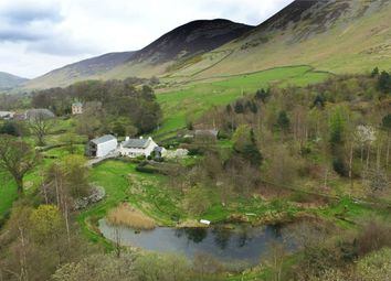 Thumbnail 5 bed detached house for sale in Low Hollins, Loweswater, Cockermouth, Cumbria