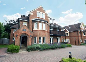 Thumbnail 2 bed flat to rent in Yew Barton Court, Aldershot Road, Church Crookham, Fleet