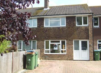 Thumbnail 3 bed terraced house to rent in Outerwyke Road, Felpham, Bognor Regis
