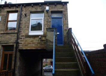 Thumbnail 1 bedroom terraced house for sale in Radcliffe Road, Milnsbridge, Huddersfield