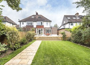Thumbnail 3 bedroom semi-detached house for sale in Copse Hill, London