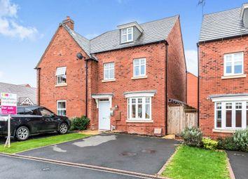 Thumbnail 3 bedroom semi-detached house for sale in Ashton Close, Ashbourne