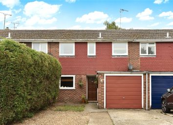 Thumbnail 3 bed terraced house for sale in Andover Road, Blackwater, Camberley