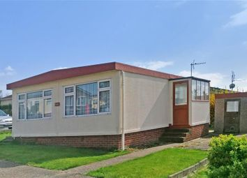 Thumbnail 2 bed mobile/park home for sale in Seasalter Lane, Seasalter, Whitstable, Kent