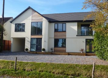 Thumbnail 4 bed detached house for sale in Woodhouse Hill, Uplyme, Lyme Regis