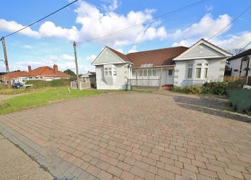 Thumbnail 3 bed detached bungalow for sale in York Avenue, Corringham, Stanford-Le-Hope