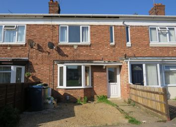 Thumbnail 3 bed terraced house to rent in Summerfield Close, Wisbech