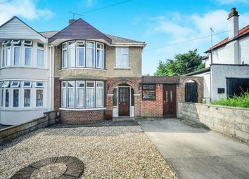 Thumbnail 3 bedroom semi-detached house for sale in Moredon Road, Moredon, Swindon, Wiltshire