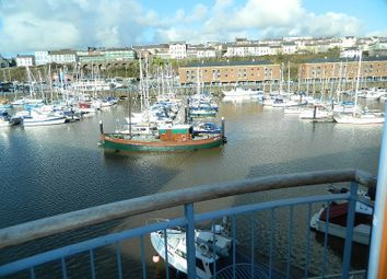 Thumbnail 2 bed flat for sale in Temeraire House, Nelson Quay, Milford Haven, Pembrokeshire.