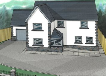 Thumbnail 5 bed detached house for sale in Ucheldir, Llynyfran Road, Llandysul