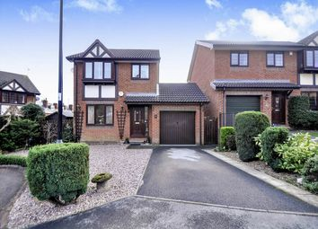 Thumbnail 3 bed detached house for sale in Thornbrook Close, Chapeltown, Sheffield