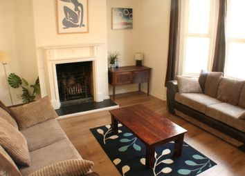 Thumbnail 4 bed terraced house to rent in Strathleven Road, Brixton, London