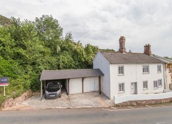 Thumbnail 4 bed semi-detached house for sale in Westwood, Crediton
