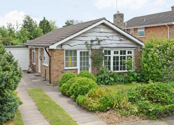 Thumbnail 3 bed detached bungalow for sale in Ebor Way, Nether Poppleton, York