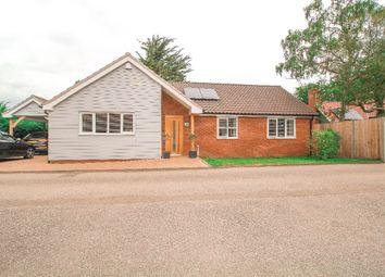 Thumbnail 3 bedroom bungalow to rent in Woolnough Road, Woodbridge