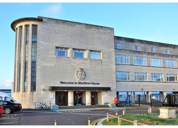 1 bed flat for sale in Maritime House, Portland DT5