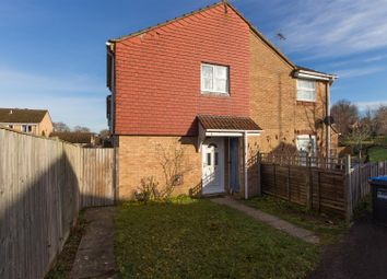 Thumbnail 1 bed end terrace house to rent in Cedar Way, Haywards Heath