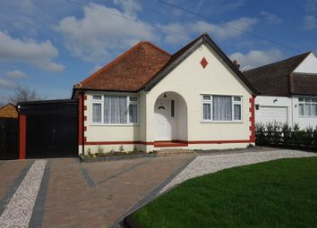 Thumbnail 3 bedroom detached bungalow to rent in Dixons Hill Close, Welham Green