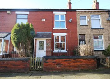 Thumbnail 2 bed terraced house for sale in Elm Avenue, Radcliffe, Manchester