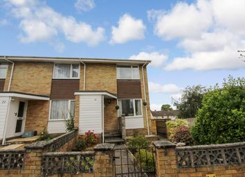 Thumbnail 2 bed end terrace house for sale in Crabwood Road, Maybush, Southampton