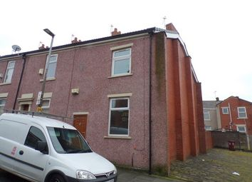 Thumbnail 2 bed end terrace house to rent in Infirmary Street, Blackburn