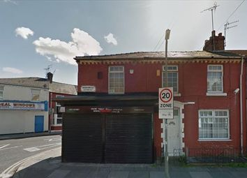 Thumbnail Light industrial for sale in 1-3 Macdonald Street, Liverpool