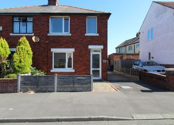 Thumbnail 2 bed semi-detached house to rent in Stevenson Avenue, Leyland, Farrington