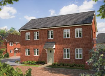 "Thumbnail 4 bed detached house for sale in ""The Montpellier"" at Coxwell Road, Faringdon"