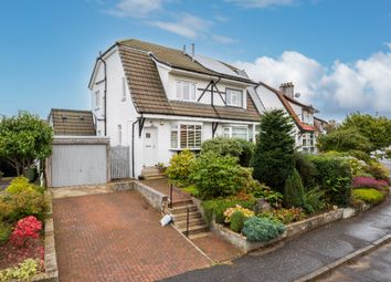 Thumbnail 3 bed semi-detached house for sale in Hawthorn Avenue, Bearsden, East Dunbartonshire