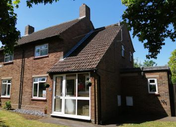 Thumbnail 2 bed semi-detached house for sale in Hill Road, Donnington, Telford