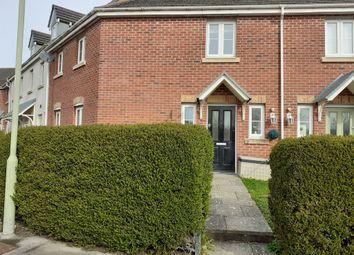 3 bed terraced house for sale in Longacres, Brackla, Bridgend CF31