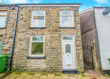 Thumbnail 3 bed terraced house for sale in Bristol Terrace, Bargoed