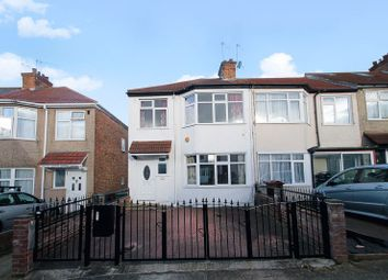 Thumbnail 3 bed end terrace house for sale in Hill Road, Harrow-On-The-Hill, Harrow