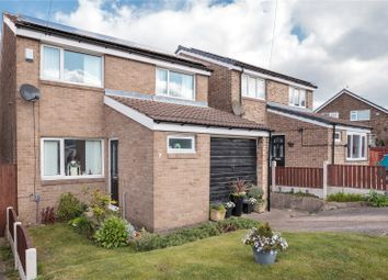 Thumbnail 3 bed detached house for sale in Chalcroft Close, Heckmondwike, West Yorkshire